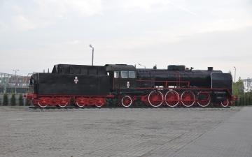 Parowóz PT-47 lokomotywa po renowacji_1